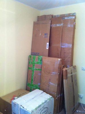 Доставка транспортной компанией шкафа из Зеленоград в Сходня