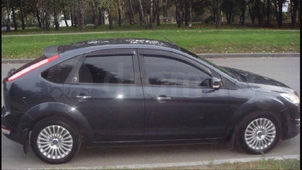 Перевозка авто сеткой форд фокус 2 / 2008 г / 1 шт из Сочи в Красноярск