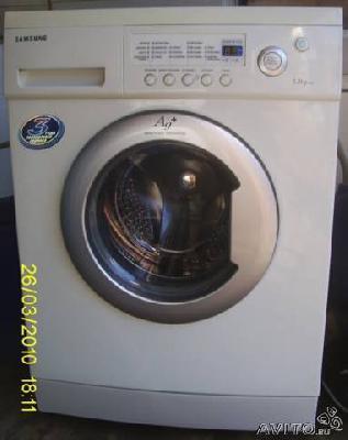 Заказать газель перевезти  стиральную машинку samsung по Уфе