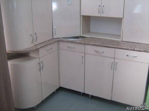 Доставить Кухня угловая ( ) из Самары в Князево
