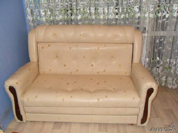Перевозка мебели : диван-кровать из Басиновки в Кушкуля