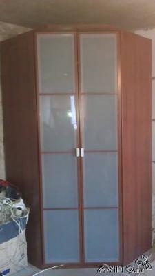 Заказать авто для транспортировки вещей : Шкаф угловой ikea из Санкт-Петербурга в Баязитово