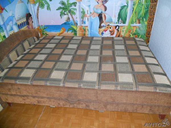 Доставка личныx вещей : Тахта 2-х спальная по Санкт-Петербургу