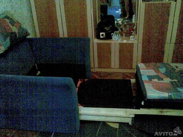 Отправка вещей : Кресло-кровать по Пушкину