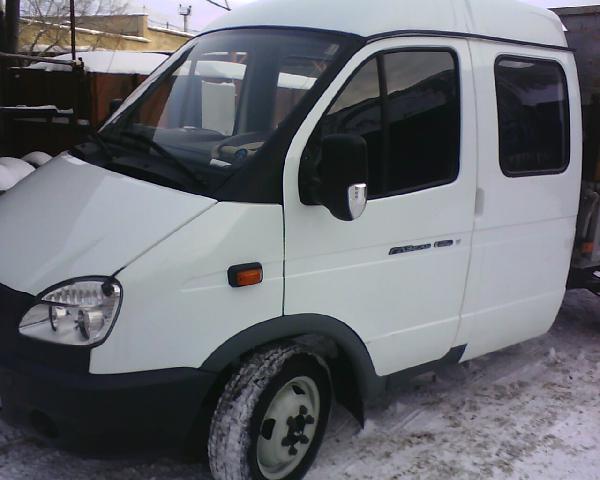 Перевозка автомобиля Газ 3302 бортовой фермер 2010