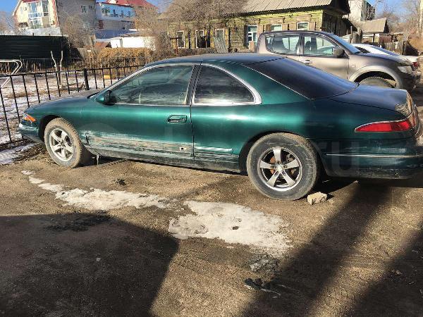 Перевозка автомобиля lincoln mark viii / 1993 г / 1 шт из Благовещенск в Якутск