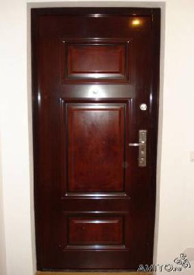Доставка личныx вещей : Дверь входная металлическая по Санкт-Петербургу