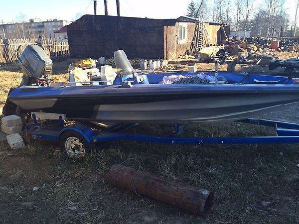 Доставка лодки из Хабаровск в Новосибирск