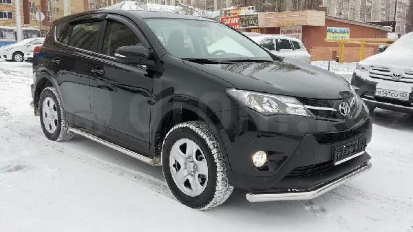 Перевозка авто сеткой toyota ra / 2014 г / 1 шт из Новосибирск в Москва