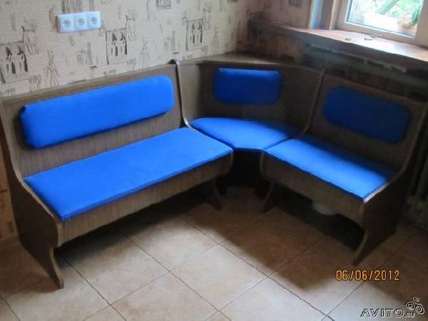Доставка мебели : Кухонный уголок из Садоводческого товарищества N48 в Дебовку