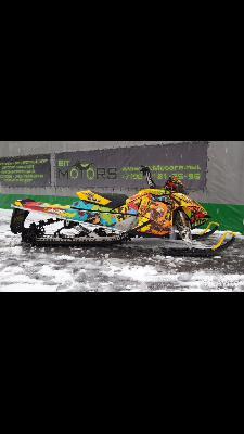Перевозка снегохода из  в Мурманская область город Кировск ул.Олимпийская д.55