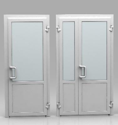 Грузоперевозки на газели дверей пвх дорого догрузом из Тюмень в п. Туртас