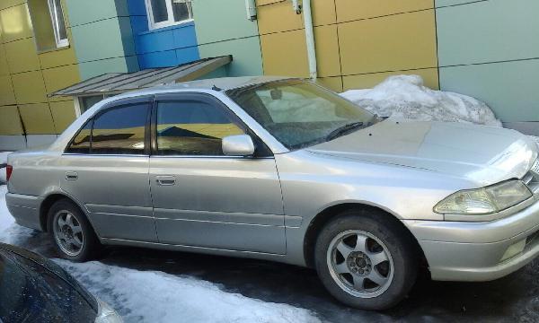 Перевозка автомобиля тойота карина / 1999 г / 1 шт из Новый Уренгой в Краснодар