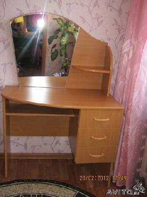 Доставить стол туалетный из Преображенского в Саратов