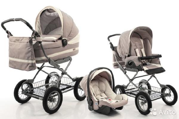 перевозка детской коляски цена попутно из Санкт-Петербург в Вологда