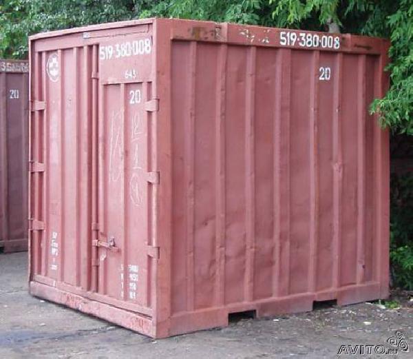 Заказать газель перевезти  контейнера из Старые Карамалы в Купавну