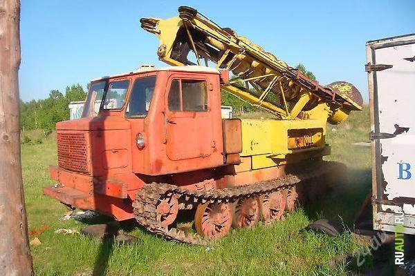 транспортировать 2 трелевочных трактора тт-4 попутно из Сургут в Томск