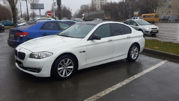 Доставка машины bmw 520i 2012 год из Волгоград в Сургутиха