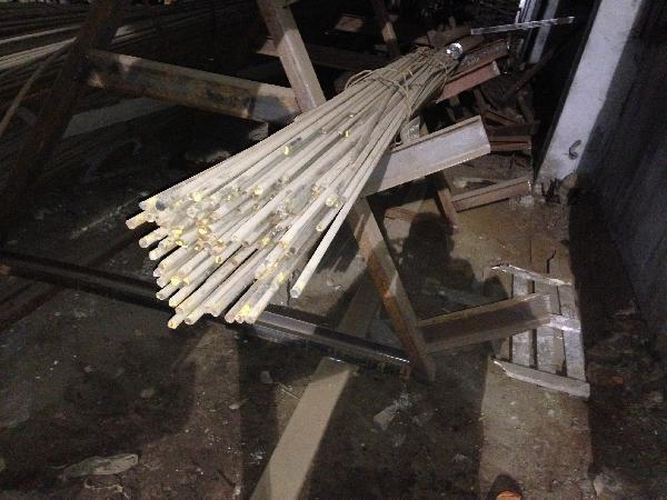 Стоимость перевезти металлических прутков из Ясногорск в Самара