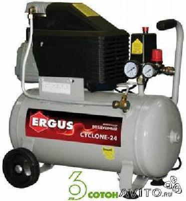 Заказ авто для перевозки вещей : Воздушный компрессор ergus cyc из Санкт-Петербурга в Текстильщика