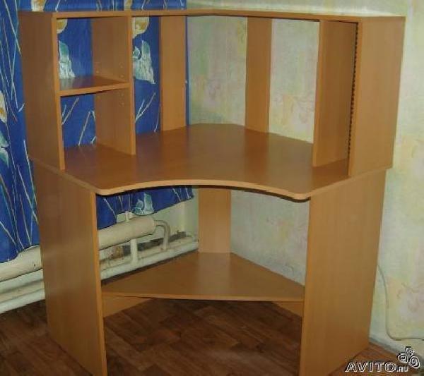 Заказ авто для перевозки вещей : стол компьютерный по Санкт-Петербургу