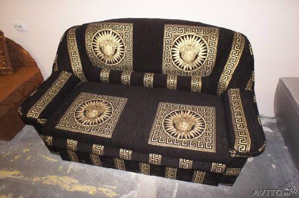 Заказать грузовую газель для доставки вещей : диван из Санкт-Петербурга в Кирилловское