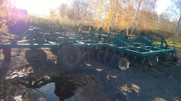 Сколько стоит транспортирвока бороны дисковой из Алтай в Белогорск