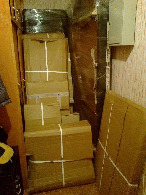 Отвезти диван, мебель в коробках из Россия, Москва в Белоруссия, Минск