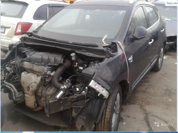 Перевозка автомобиля jac  s5 / 2014 г / 1 шт из Москва в Черкесск