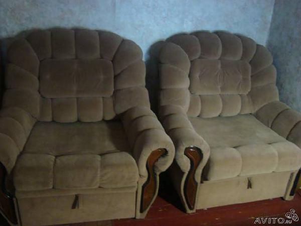 Доставить два кресло-кровати из Князево в Туяляса
