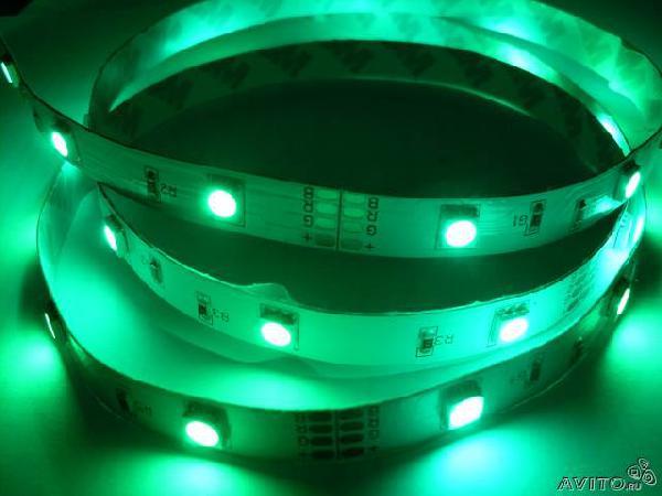 Доставка вещей : светодиодная лента из Санкт-Петербурга в Снт Розу
