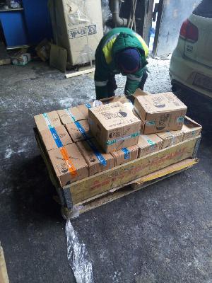 Грузовое такси газель для перевозки продуктов  жевательной резинки и  игрушек попутно из Шелково в Алексеево-Лозовское