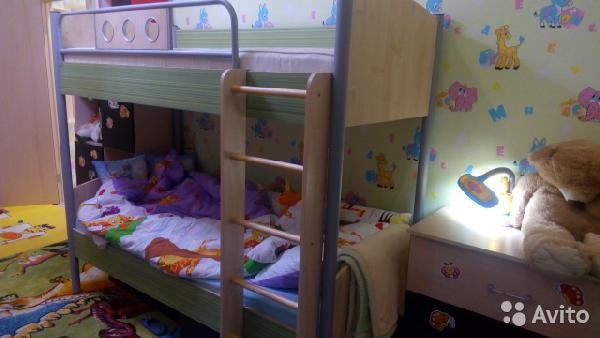 Отвезти разобранную двухъярусную кровать на дачу из м. Бунинская аллея в Раменский р-н