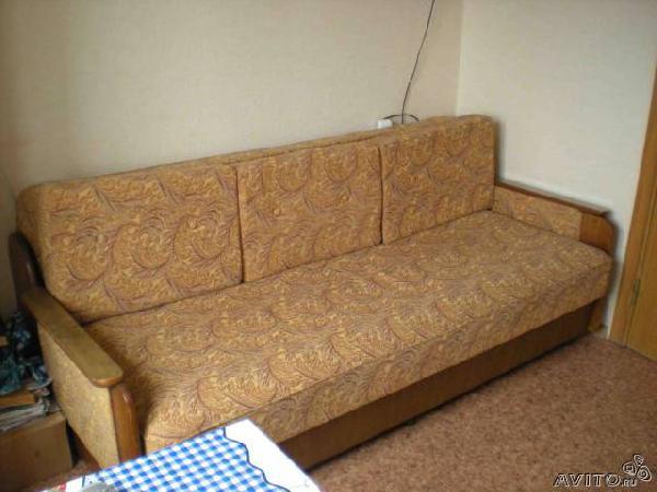 Транспортировка личныx вещей : диван по Санкт-Петербургу