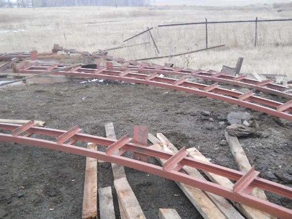 Грузопереовозки металлоконструкций из село Уйское в Рязанская область