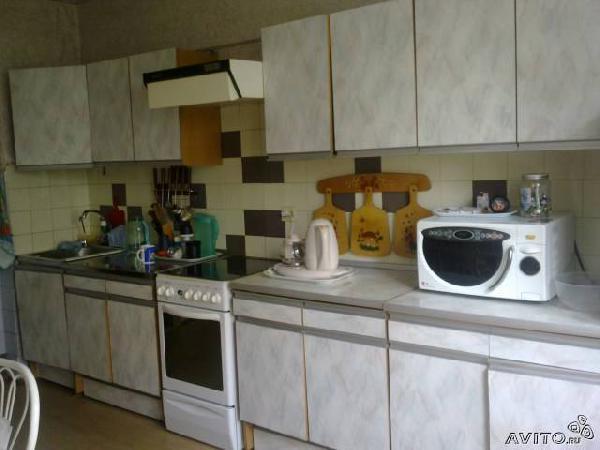 Заказать машину для доставки мебели : кухонный гарнитур из Колпина в Рябово Тосненский район