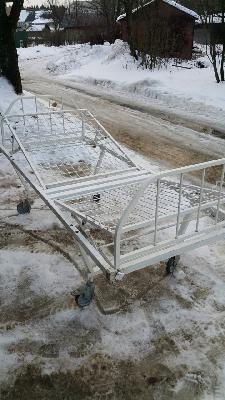 Перевезти кровать на дачу из Зеленоград в посёлок Ленинский