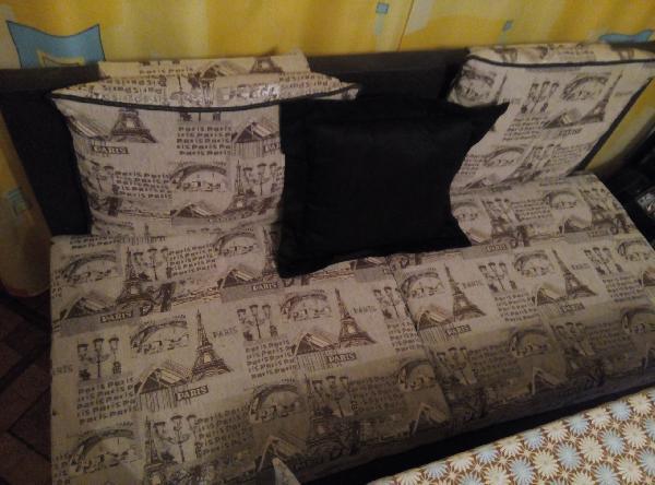 Заказ газели для дивана 1 части, дивана 2 части из Цементный в Екатеринбург
