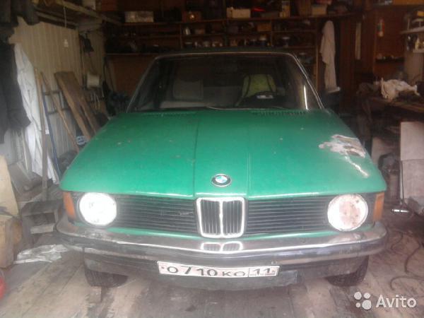 Перевозка автомобиля BMW 3  / 1980 г / 1 шт