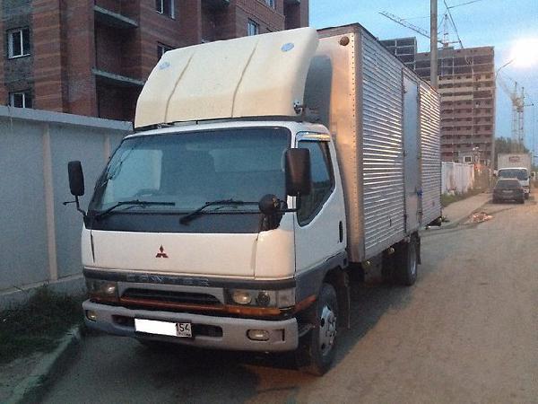 Заказать отправку грузовика цены из Новосибирск в Хабаровск