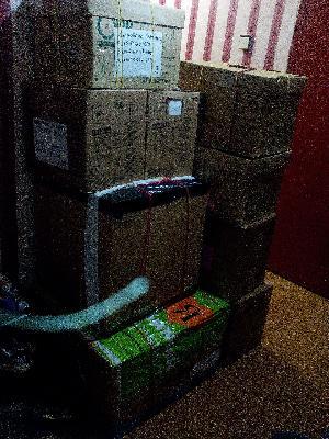 Отвезти коробки, личные вещи недорого из Москва в Ростов-на-Дону