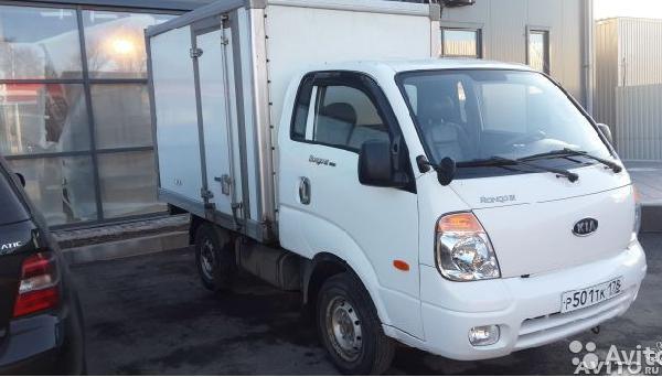 Отправить легковую машину автовоз из Санкт-Петербург в Хабаровск