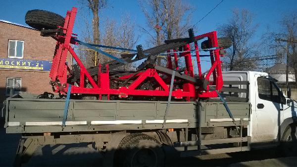Стоимость отправки культиватора кпсо-у-10га попутно из Ростов-на-Дону в Тремасово