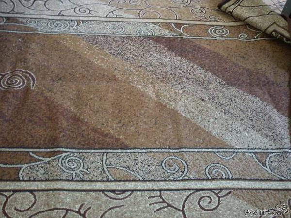 Заказать грузовую газель для перевозки мебели : ковер из Санкт-Петербурга в Снт Ягоду