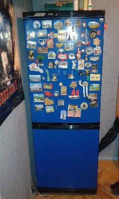 Транспортировка холодильника из Москва в Саратов