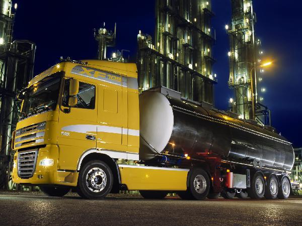 Транспортировать химпродукты (отработанное масло) дешево из Тулы в Москву