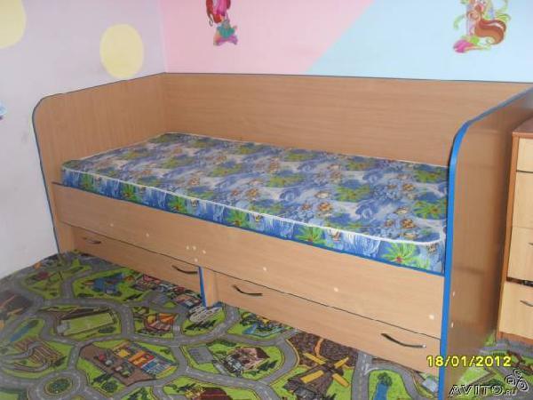 Заказать авто для транспортировки мебели : кровать из Ленинградской в город Гулькевичи