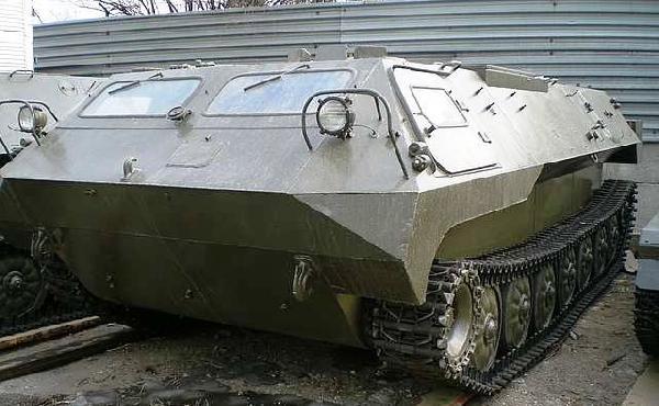 Сколько стоит перевозка гусеничного транспортёра мтлбу цены из Екатеринбург в Хабаровск