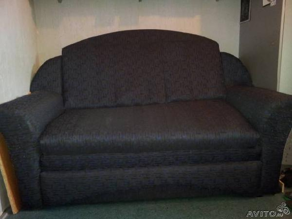 Заказать авто для отправки личныx вещей : диван-кровать из Сургута в 2 Кордона