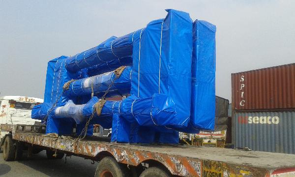 Доставка труб, оборудования цена из Россия, Санкт-Петербург в Казахстан, Семей